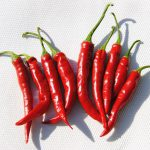 Tüzes Piros paprika