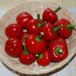 Óriás Cseresznye paprika